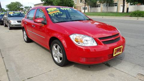 2005 Chevrolet Cobalt for sale at 6 STARS AUTO SALES INC in Chicago IL