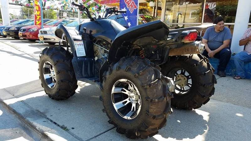 2007 Yamaha WOLVERINE for sale at 6 STARS AUTO SALES INC in Chicago IL