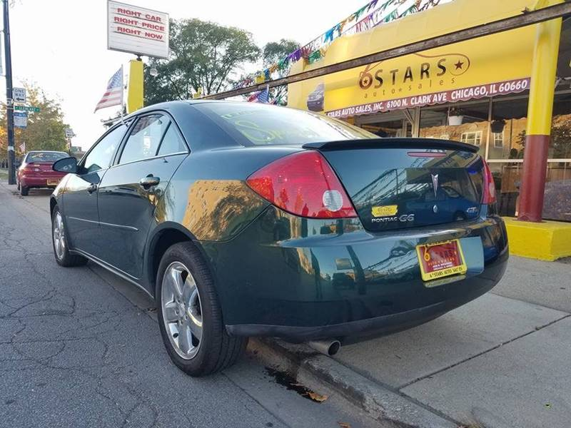 2007 Pontiac G6 for sale at 6 STARS AUTO SALES INC in Chicago IL