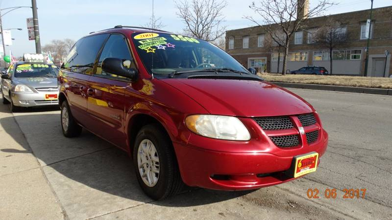 Dodge Caravan For Sale >> 2001 Dodge Caravan Sport In Chicago Il 6 Stars Auto Sales Inc