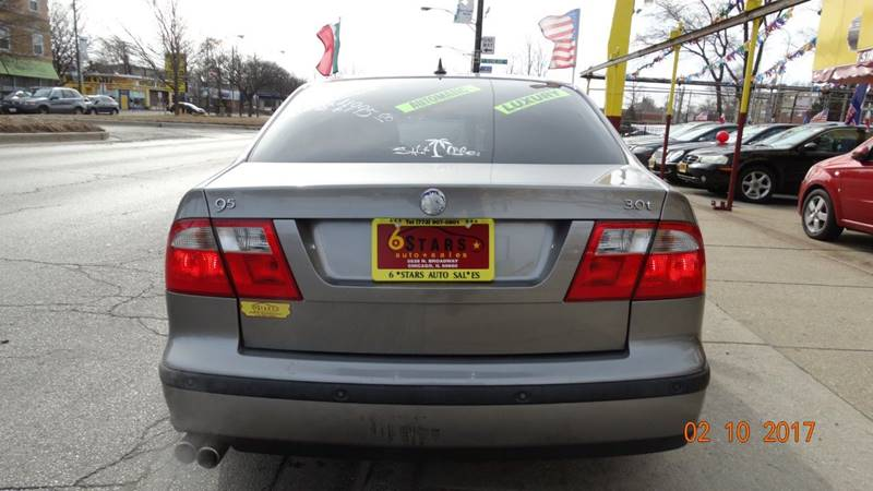2003 Saab 9-5 for sale at 6 STARS AUTO SALES INC in Chicago IL