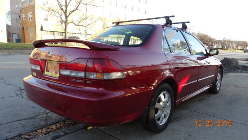 2001 Honda Accord for sale at 6 STARS AUTO SALES INC in Chicago IL