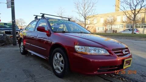 2001 Honda Accord for sale at 6 STARS AUTO SALES INC in Chicago IL