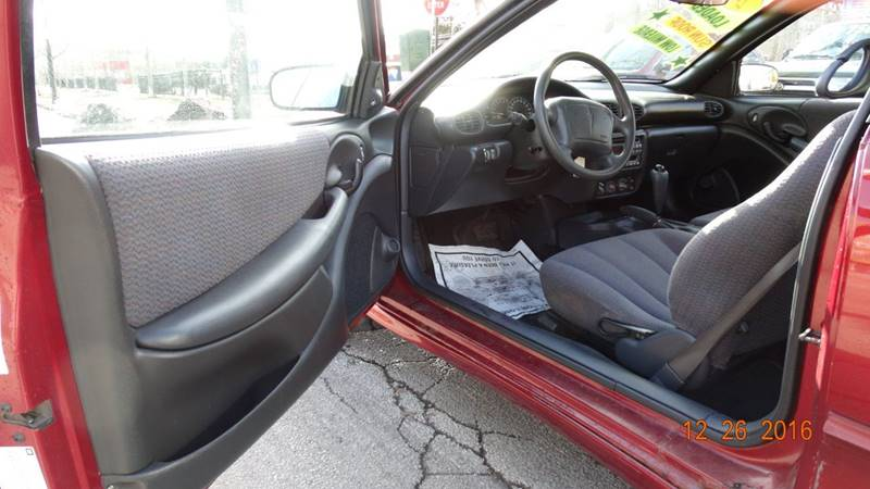2001 Pontiac Sunfire for sale at 6 STARS AUTO SALES INC in Chicago IL