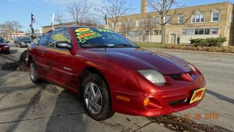2001 Pontiac Sunfire for sale in Chicago, IL