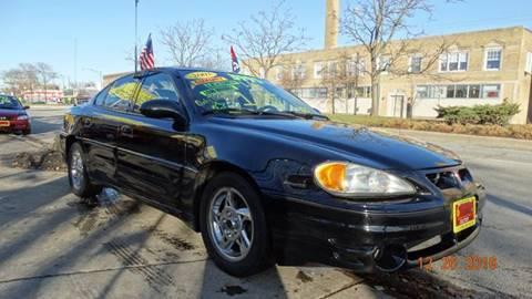 2003 Pontiac Grand Am for sale at 6 STARS AUTO SALES INC in Chicago IL