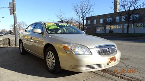 2007 Buick Lucerne for sale at 6 STARS AUTO SALES INC in Chicago IL