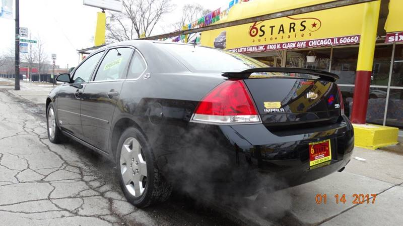 2007 Chevrolet Impala for sale at 6 STARS AUTO SALES INC in Chicago IL