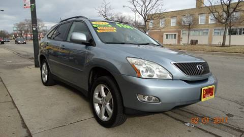 2005 Lexus RX 330 for sale at 6 STARS AUTO SALES INC in Chicago IL