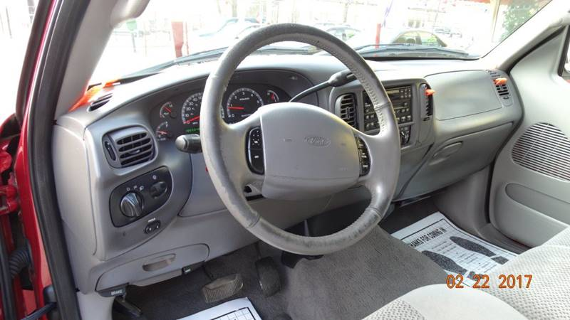 2002 Ford F-150 for sale at 6 STARS AUTO SALES INC in Chicago IL