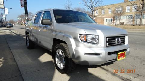 2007 Honda Ridgeline for sale at 6 STARS AUTO SALES INC in Chicago IL