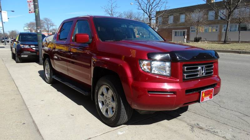 2006 Honda Ridgeline for sale at 6 STARS AUTO SALES INC in Chicago IL