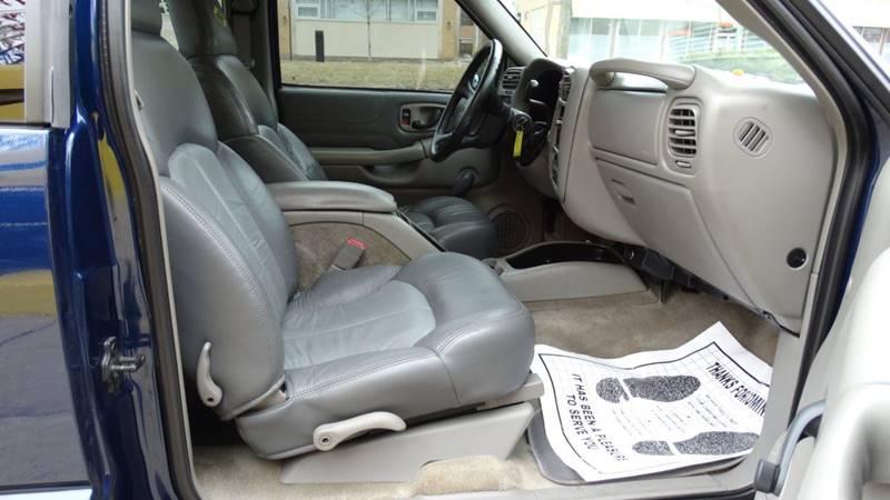 2003 Chevrolet S-10 for sale at 6 STARS AUTO SALES INC in Chicago IL
