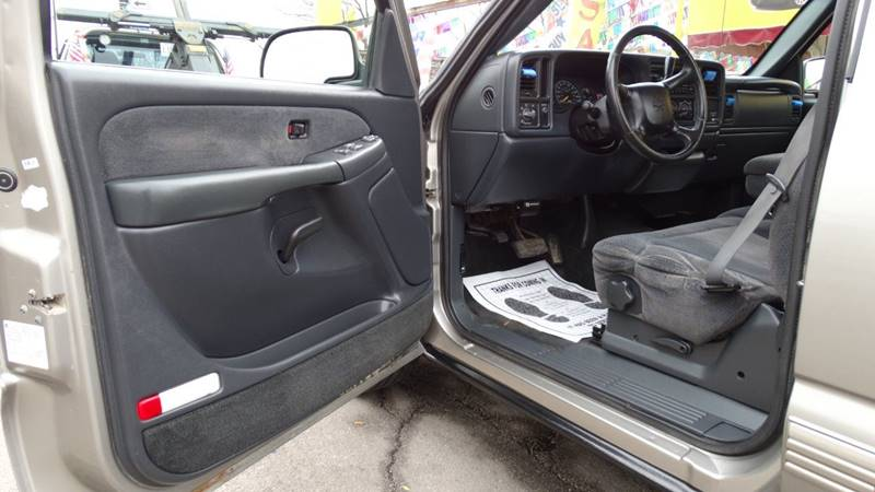 1999 Chevrolet Silverado 1500 for sale at 6 STARS AUTO SALES INC in Chicago IL