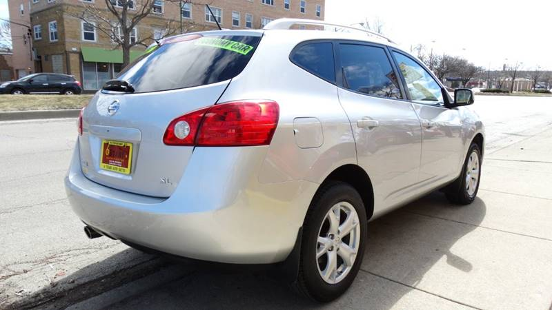 2009 Nissan Rogue for sale at 6 STARS AUTO SALES INC in Chicago IL