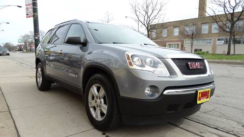 2008 GMC Acadia for sale at 6 STARS AUTO SALES INC in Chicago IL