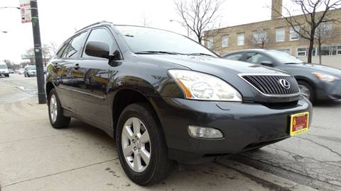 2004 Lexus RX 330 for sale at 6 STARS AUTO SALES INC in Chicago IL