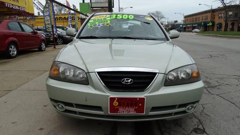 2004 Hyundai Elantra for sale at 6 STARS AUTO SALES INC in Chicago IL