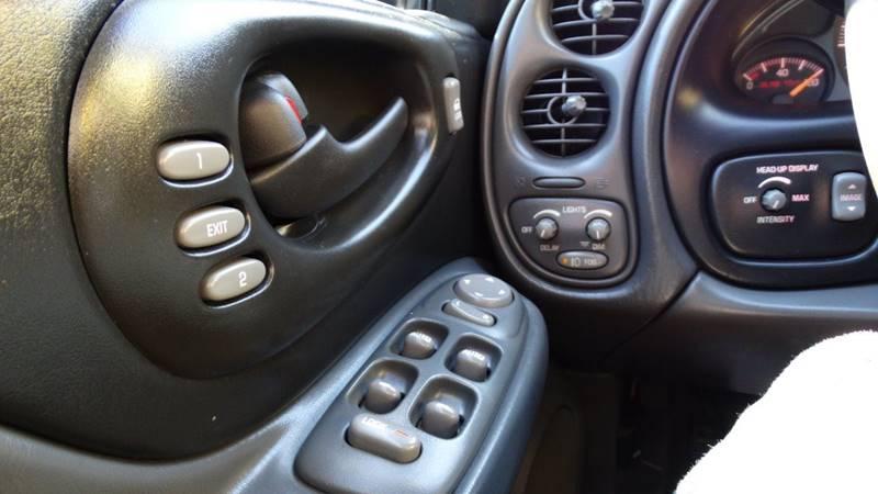 2002 Pontiac Bonneville for sale at 6 STARS AUTO SALES INC in Chicago IL