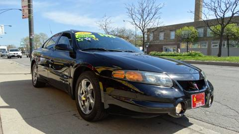 2002 Pontiac Bonneville for sale at 6 STARS AUTO SALES INC in Chicago IL