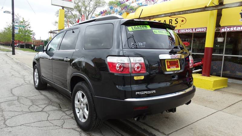 2009 GMC Acadia for sale at 6 STARS AUTO SALES INC in Chicago IL