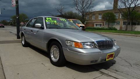 1998 mercury grand marquis for sale carsforsale com rh carsforsale com 1999 Mercury Grand Marquis 2000 Mercury Grand Marquis