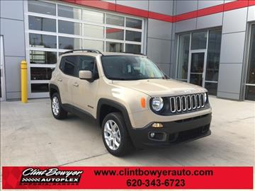 2016 Jeep Renegade for sale in Emporia, KS