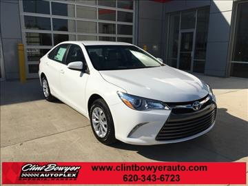 2017 Toyota Camry for sale in Emporia, KS