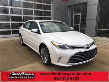 2017 Toyota Avalon for sale in Emporia, KS