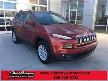 2017 Jeep Cherokee for sale in Emporia, KS
