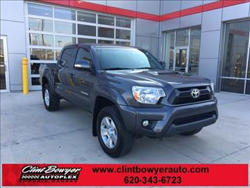 2015 Toyota Tacoma for sale in Emporia, KS