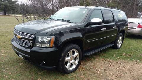 2008 chevrolet suburban for sale in illinois. Black Bedroom Furniture Sets. Home Design Ideas