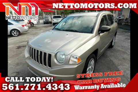2009 Jeep Compass for sale in West Palm Beach, FL
