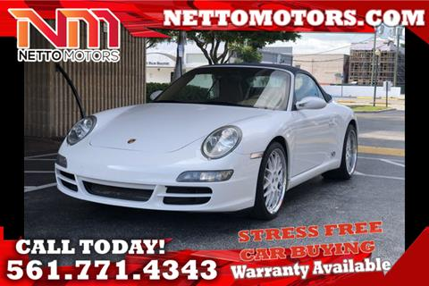 2005 Porsche 911 for sale in West Palm Beach, FL