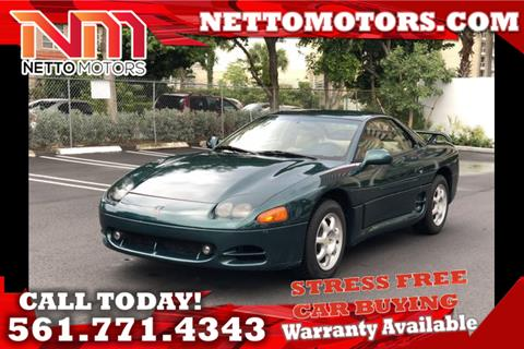 1996 Mitsubishi 3000GT for sale in West Palm Beach, FL