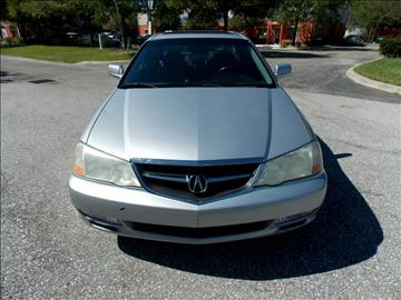 2003 Acura TL for sale in West Palm Beach, FL
