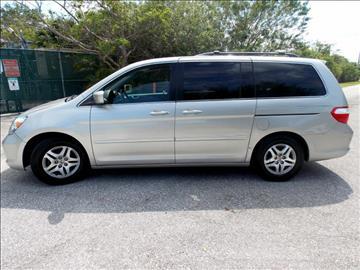2005 Honda Odyssey for sale in West Palm Beach, FL