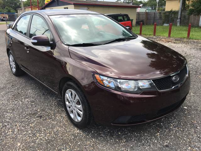 2010 Kia Forte For Sale At Arceu0027s Auto Sales In Jacksonville FL