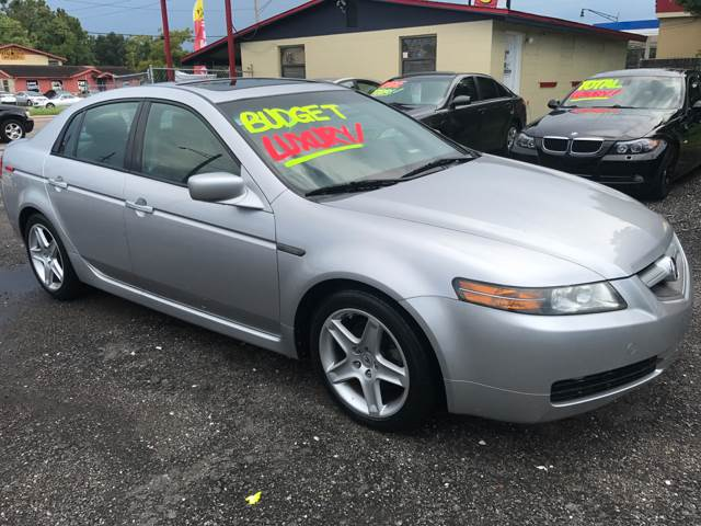 2006 acura tl w navi in jacksonville fl arce 39 s auto sales. Black Bedroom Furniture Sets. Home Design Ideas