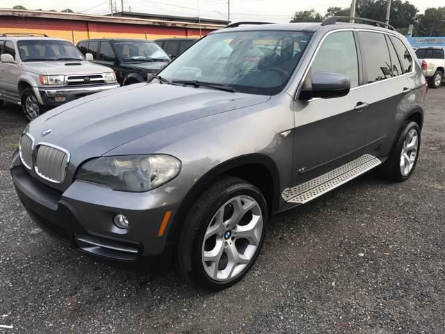 2007 BMW X5 4.8i In Jacksonville FL - Arce\'s Auto Sales