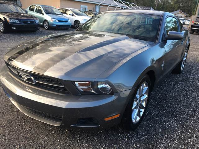 2010 Ford Mustang V6 Premium In Jacksonville Fl Arces Auto Sales