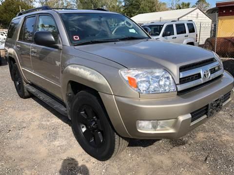 2005 Toyota 4Runner for sale in Jacksonville, FL