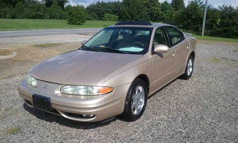 2001 Oldsmobile Alero for sale in Axton, VA