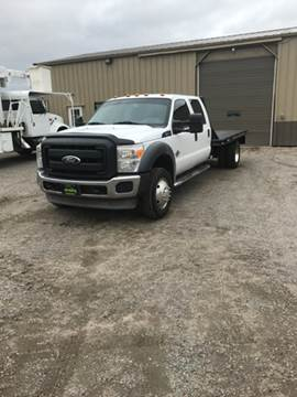 2011 Ford F-450 Super Duty for sale in Becker, MN