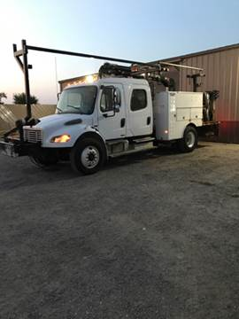 2006 Freightliner M2 Crew Cab for sale in Becker, MN