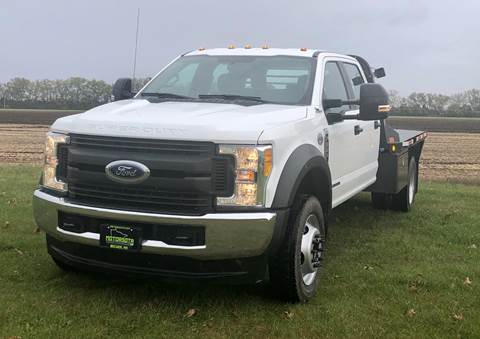 2017 Ford F-550 Super Duty for sale in Becker, MN