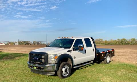 2012 Ford F-450 Super Duty for sale in Becker, MN