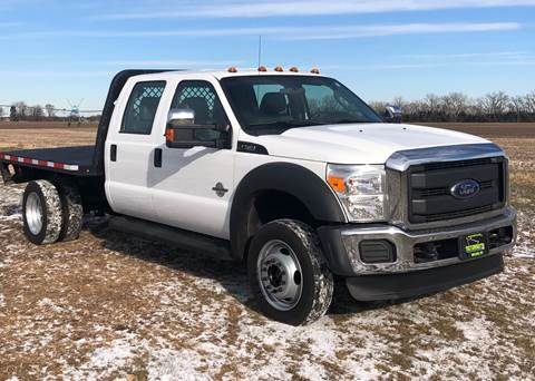 2016 Ford F-550 Super Duty for sale in Becker, MN