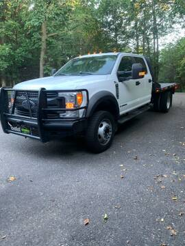 2017 Ford F-550 Super Duty