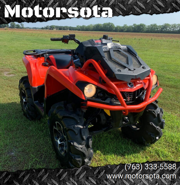 2018 Can-Am 570